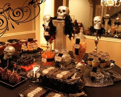 as halloween party treats